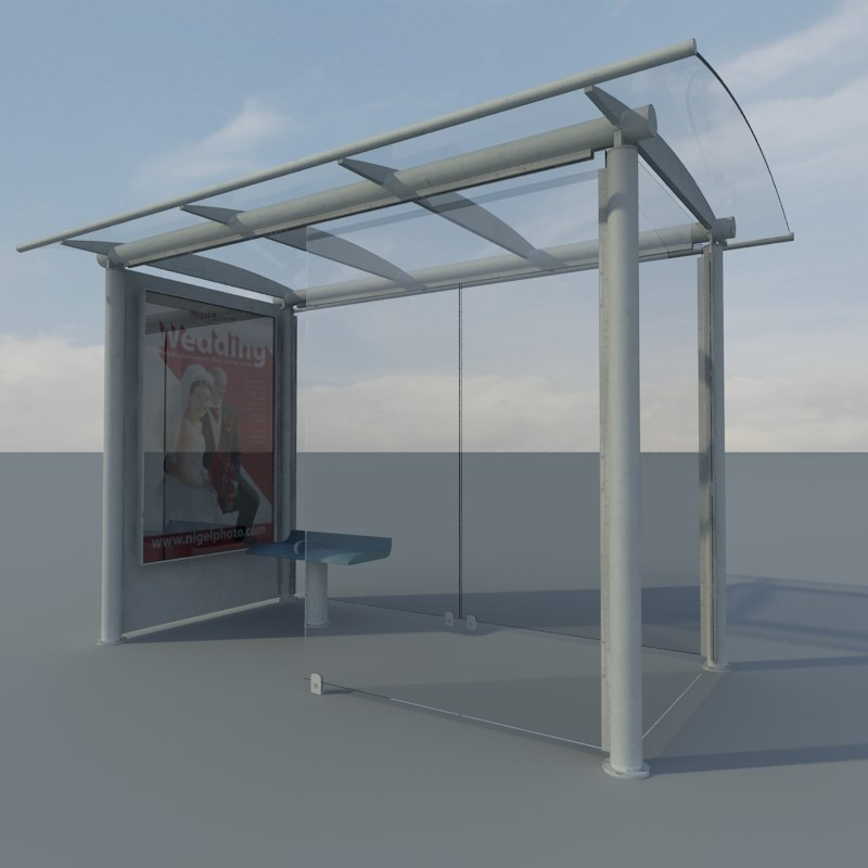 bus shelter max