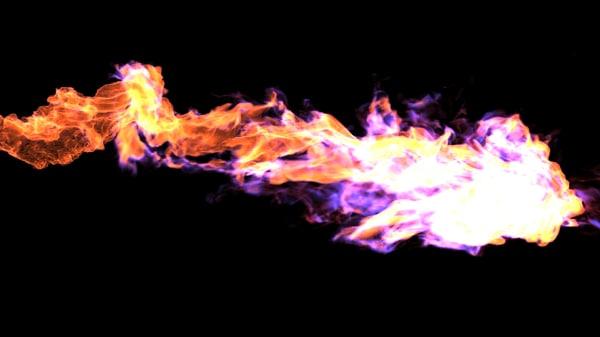 flamethrower fumefx fx 3d model