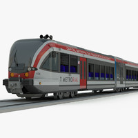 GTW 2/6 Railcar