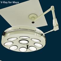3d hospital light