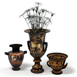 3dsmax oriental classic eastern