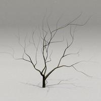free 3ds model bare tree