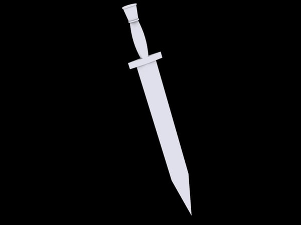 free max model greek hoplite sword