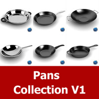 Pans Collection 1