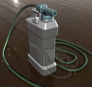 fertilizer sprayer 3d max
