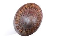 Ottoman Shield Type 2