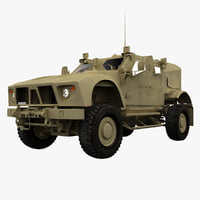 Oshkosh M-ATV 4