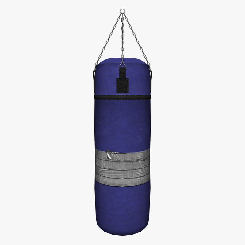 punching bag 3d 3ds