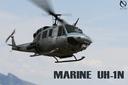 Huey B212 UH-1N