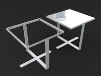 sehpa coffee table stand d model