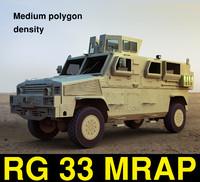 3dsmax rg 33 mrap rg33