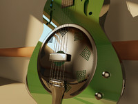 Resonator Acoustic Guitar