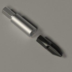 screw screwdriver 3ds
