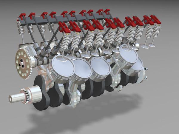 max v10 ida engine