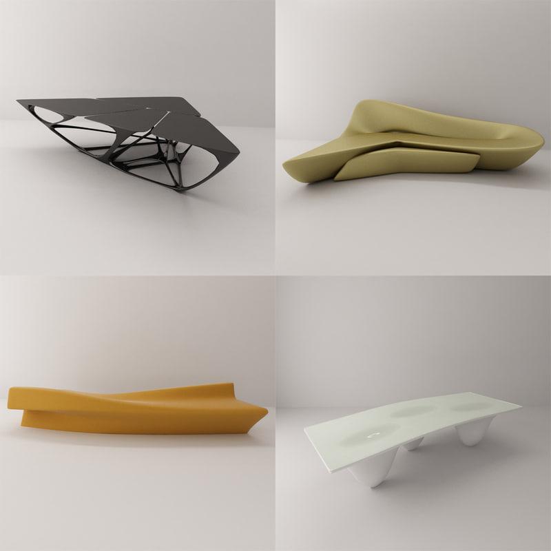 ZAHA HADID COLLECTION Furniture