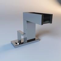 3d model axor faucet