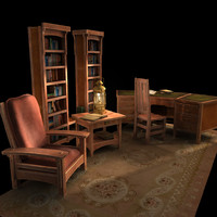 Craftsman Furniture Set