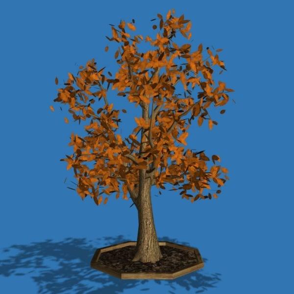 3ds ash tree plants pl