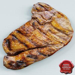 directx grilling steak