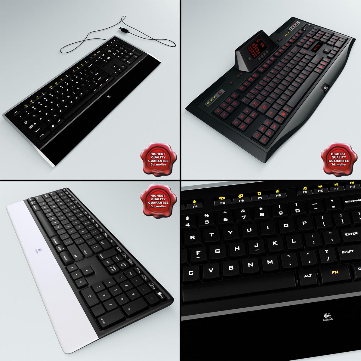 3d keyboards v2