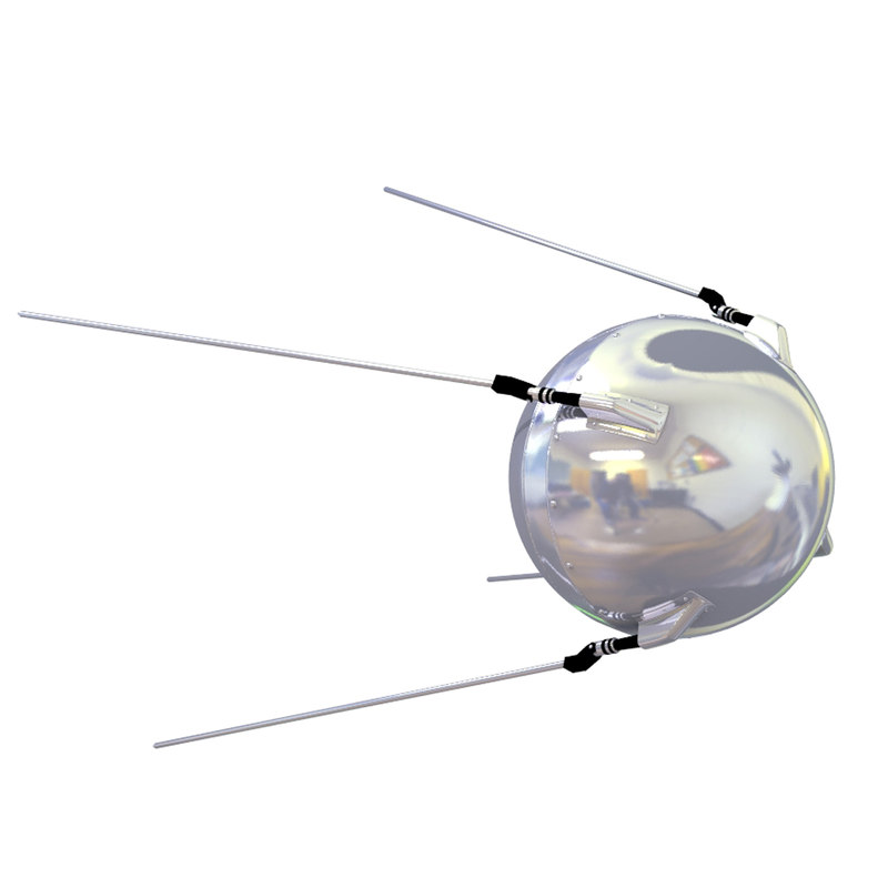 lwo sputnik satellite