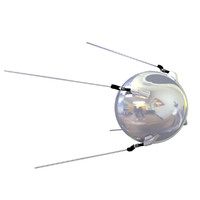 lwo sputnik satellite