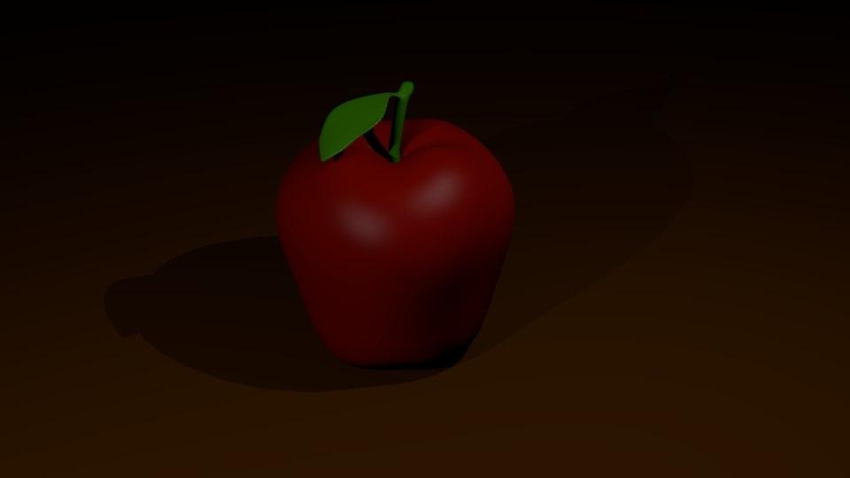 obj apple
