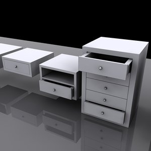 3d bedroom furniture