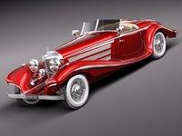 Mercedes 540K 1936-1938
