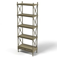 mobili de castello classic etagere shelves bathroom furniture