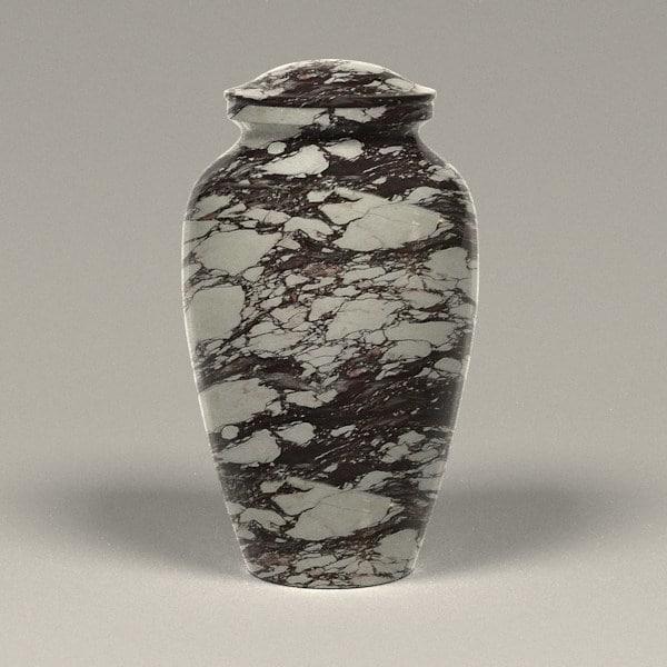 3d funeral urn model