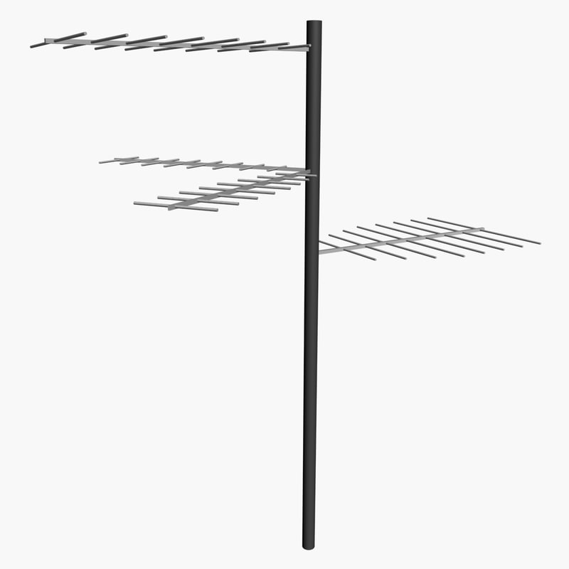 free max model simple antenna
