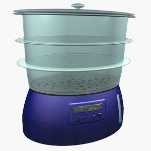 generic cooking 3d model