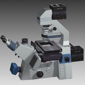 microscope zx 3d max