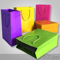 Shopping Bag various Colors