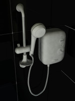 shower unit 3d obj