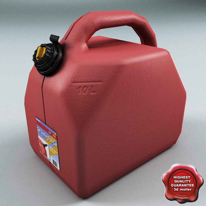 3d gas modelled contains model