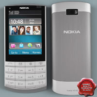 nokia x 3 touch 3d max