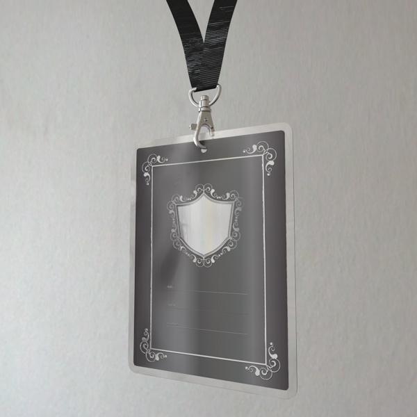 3ds max accreditation id badge
