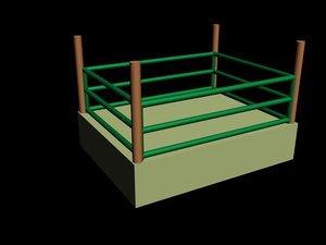 wrestling ring max free