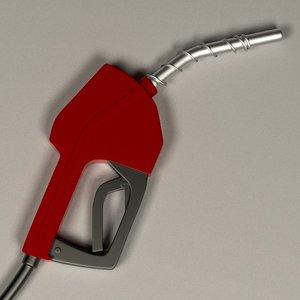maya gas nozzle