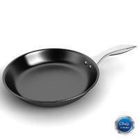 3d pot pan model