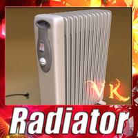 max radiator heater