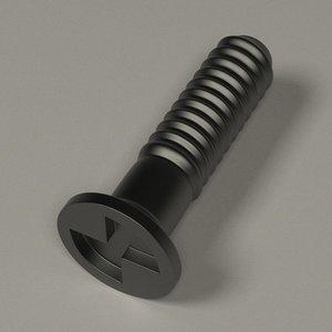 screw fbx