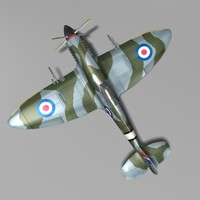 british fighter supermarine spitfire max