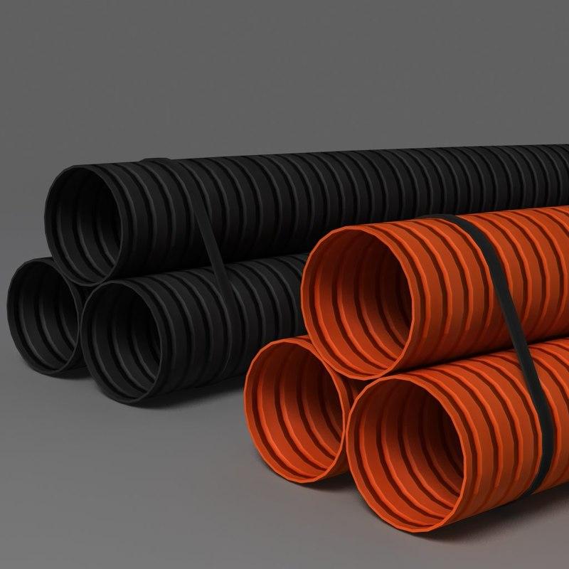 flexible tubing construction max