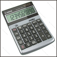 calculator canon hs 1200 3d model