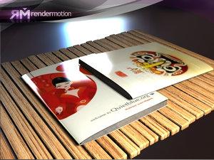 3d d1 c6 06 magazines-revistas model