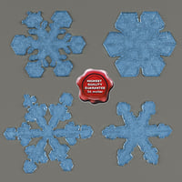 Snowflakes Collection V1
