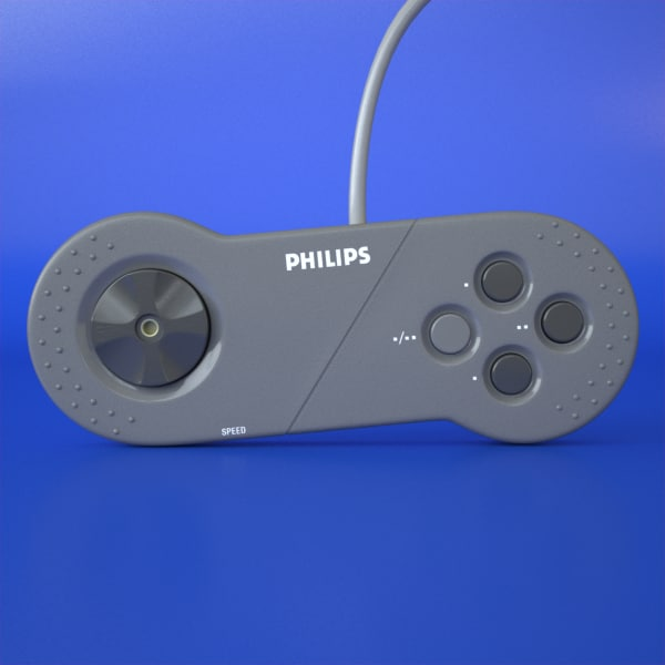 controller philips cd-i obj